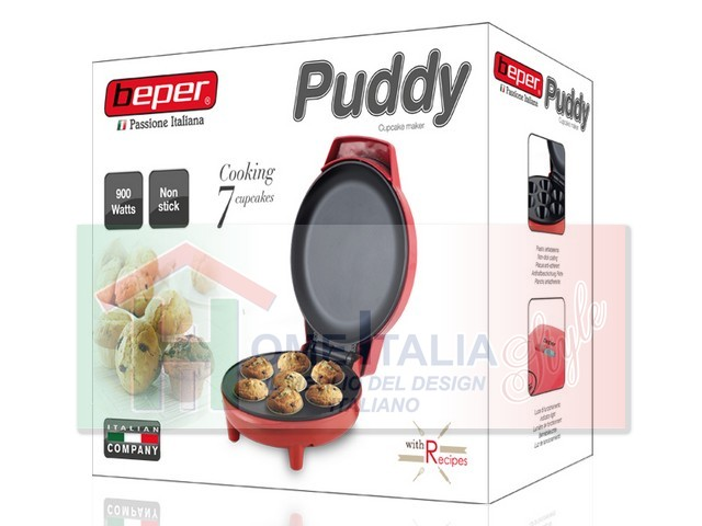 *PUDDY CUPCAKE MAKER 900W 90.498