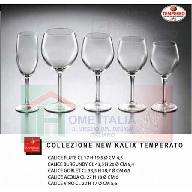 NEW KALIX C/12 CAL.ACQUA CL.27