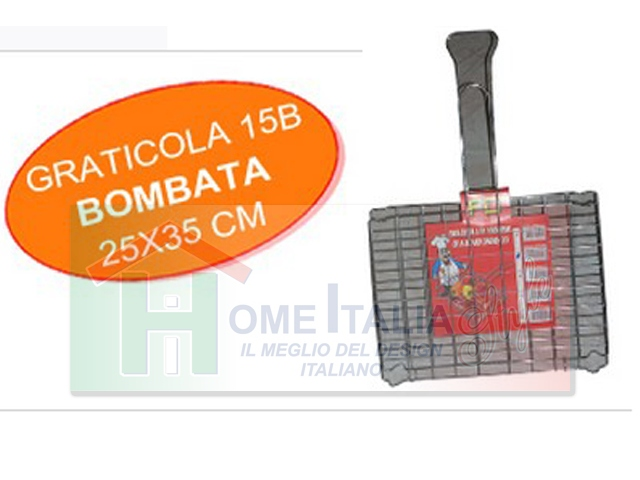 *GRATICOLA 15/B 25X35 INCROCIATAFD