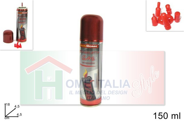 BOMBOLETTA GAS ACCENDINI 150ML LIGHT