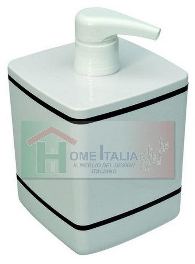 Dosatori sapone bagno eli 1422 dosatore linea chic - Bellotti casalinghi ...