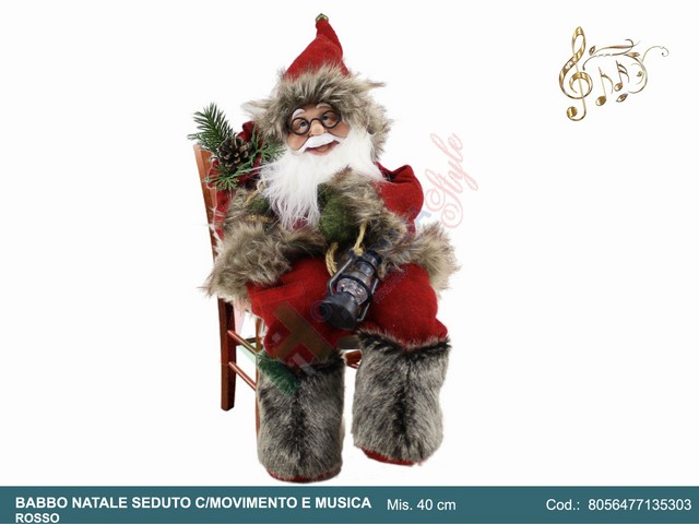 BABBO NATALE (FGF5303)