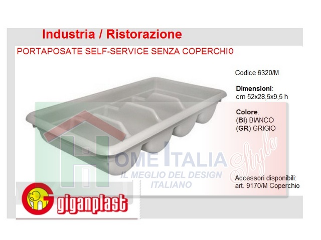 PORTAPOSATE SELF-SERV 6320/M