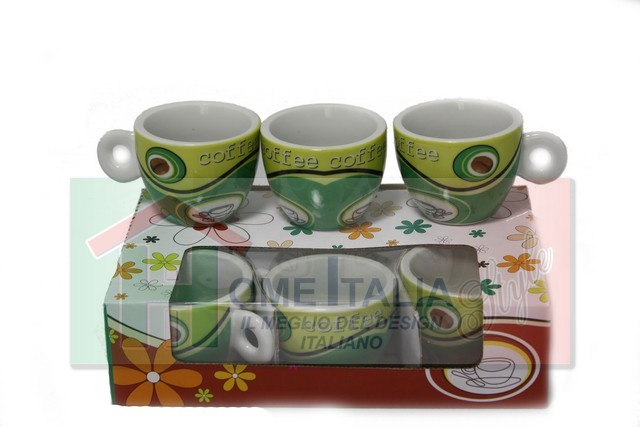 TAZZA COFFEE 6 PZ 171198