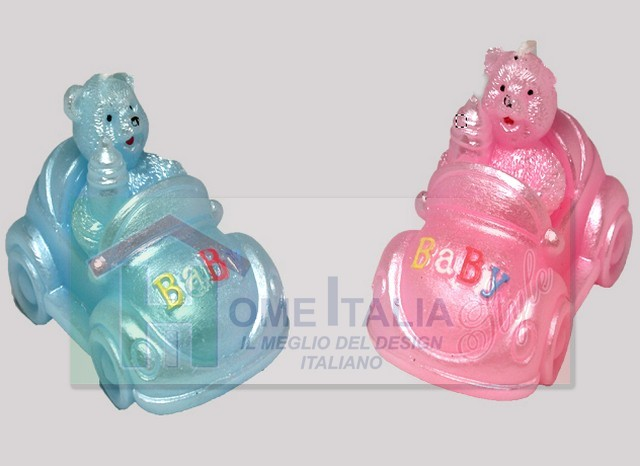 CANDELINA FORMA BABY  H6 BY099
