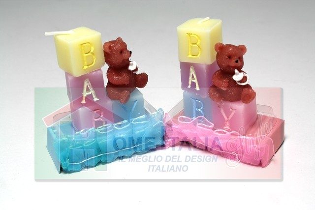 CANDELINA FORMA BABY  H7 BY095