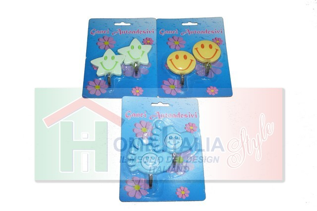 *GANCI ADESIVI SUPER MIX 548104