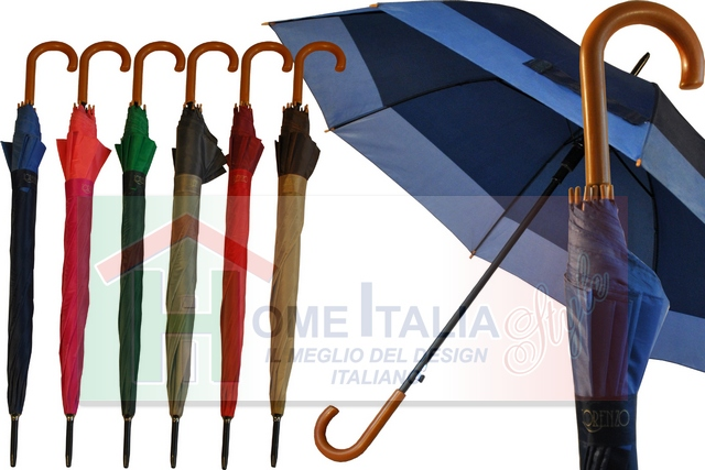 2419 OMBRELLO GOLF AUT.FASCIA COLOR