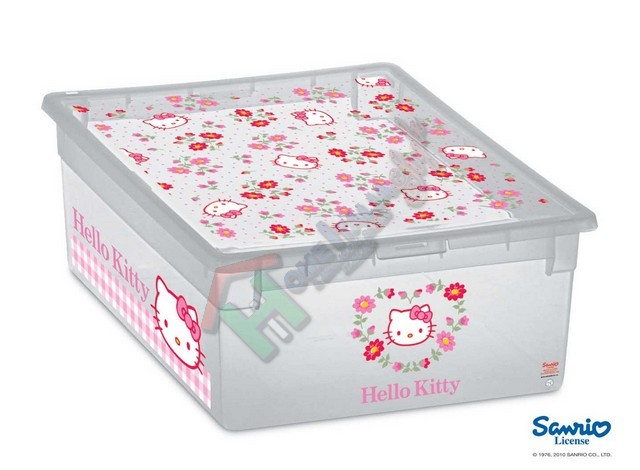 *LIGHT BOX M HELLO KITTY 1002134