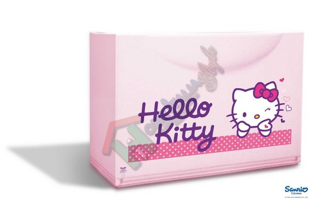 *HARMONY BOX HELLO KITTY 1002140    29,6x41x16 cm